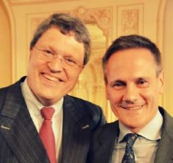 <b>Reinhard Zinkann</b> (in the picture on the left), executive director and ... - Zinkann-Miele