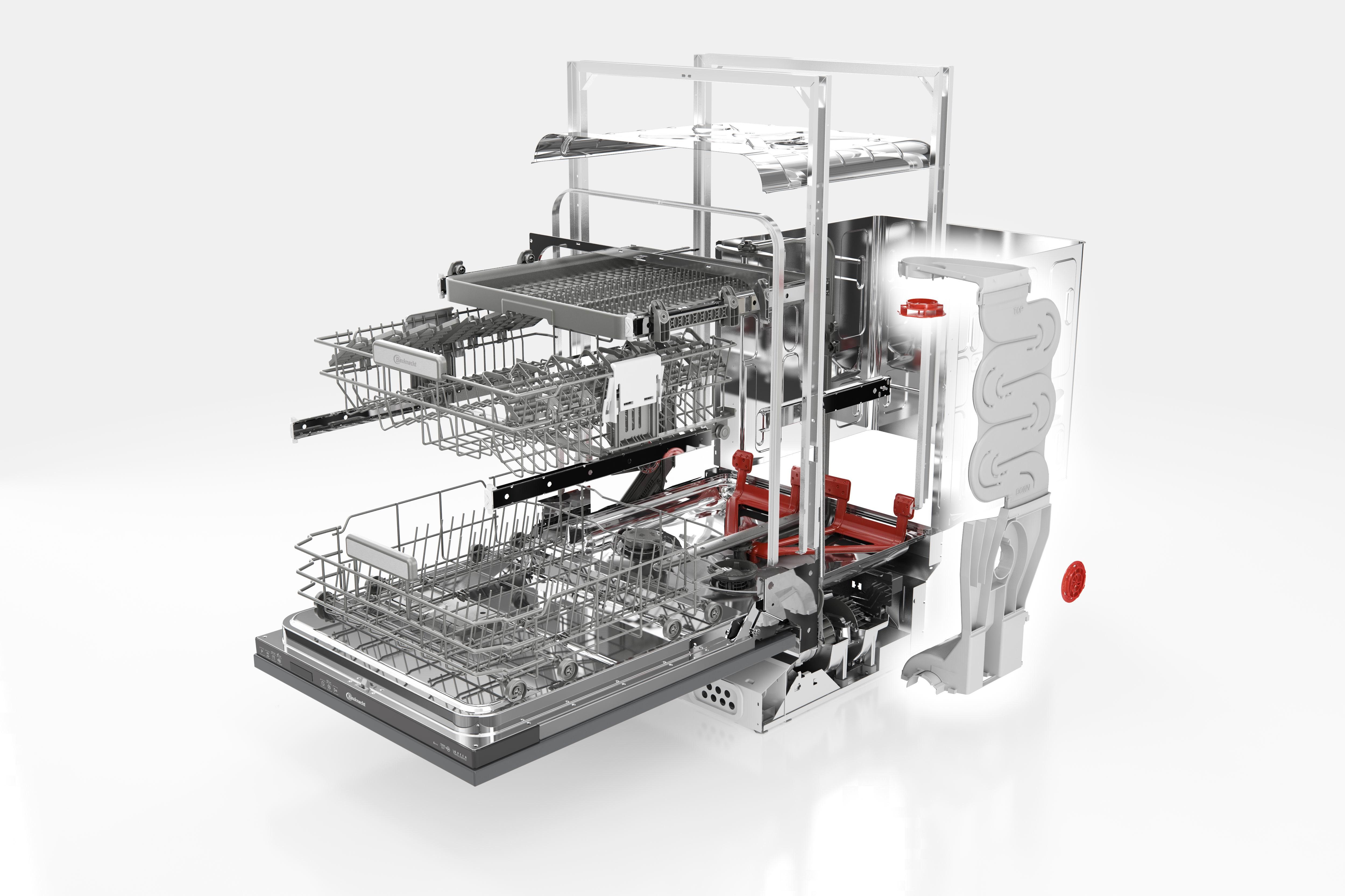 Bauknecht PowerWash-PowerDry dishwasher