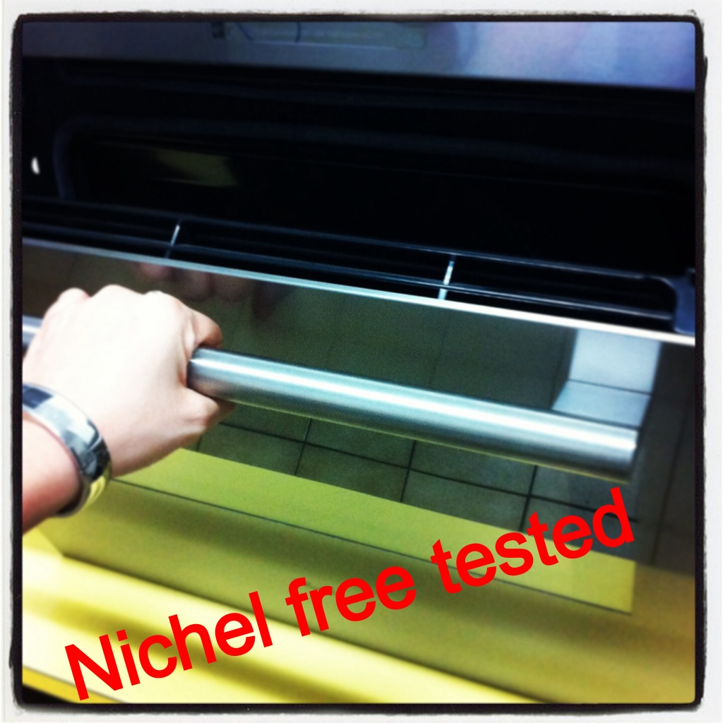 One of the main applications of Nickel-Free products is the sector of household appliances and furnishing in general.