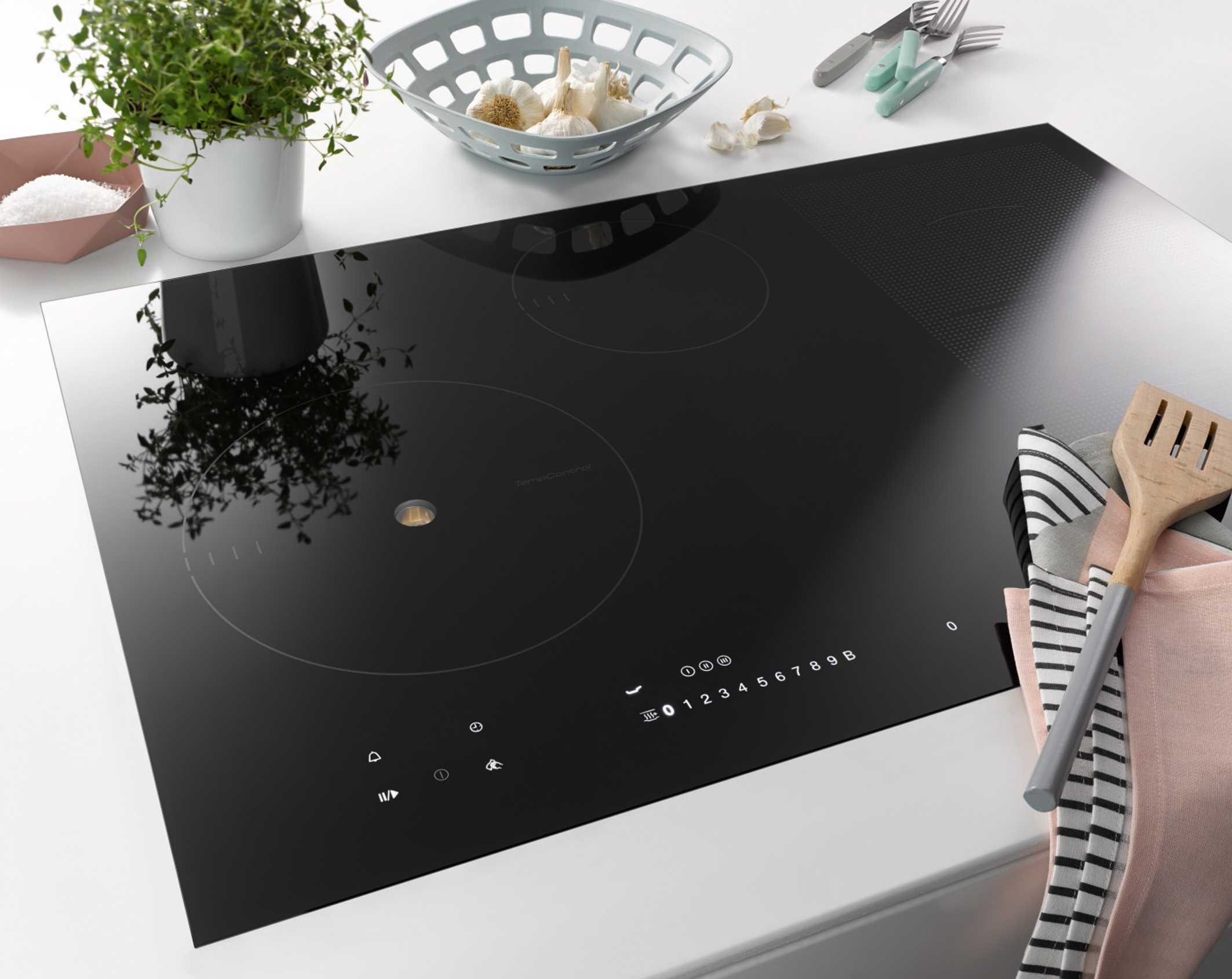 Attractive Milele Induction Hob