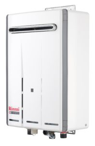 Domestic outdoor Rinnai Infinity 11