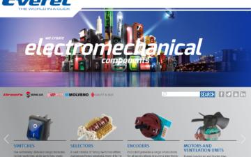 Everel Group renews the corporate website