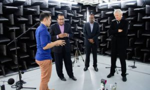 Dyson: new technology center in Singapore
