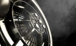The innovative Nautilus diffuser by Faber