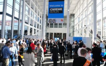 The electric motor world meets in Berlin