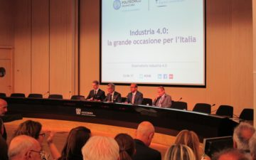 """""""Industry 4.0: the great occasion for Italy"""""""