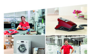 Miele continues its effort towards the sustainability