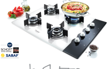 Red Dot Award to Prestige Hob-top equipped with Sabaf burners