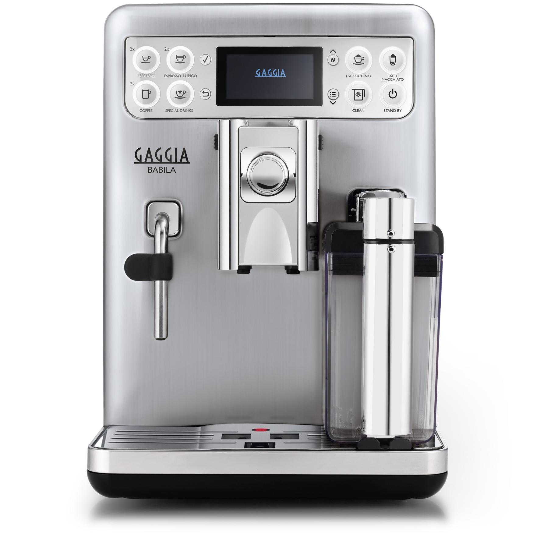 New gaggia coffee machines inspiration in milan ha New coffee machine